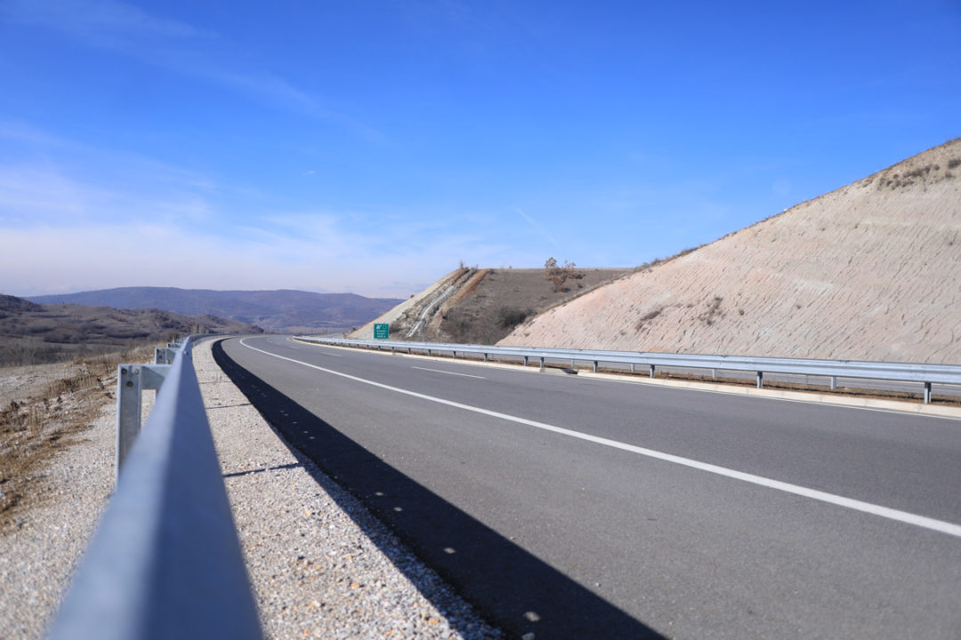 Construction of the highway Miladinovci – Stip, section Miladinovci – Sveti Nikole