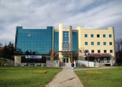 ADMINISTRATIVE BUILDING OF MUNICIPALITY OF CHAIR