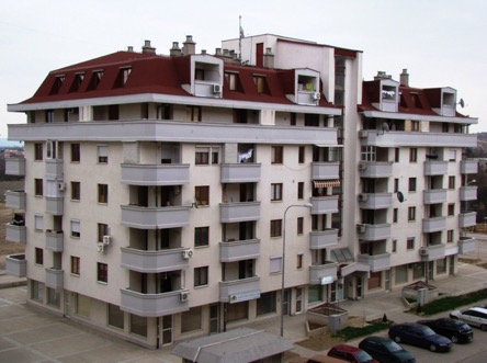 "APARTMENT-BUSINESS COMPLEX ""RASADNIK"" IN SKOPJE"