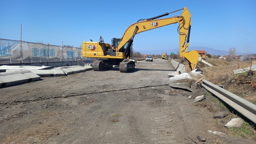 Rehabilitation with expansion of the state road A1, section Petrovec – Katlanovo (in both directions)