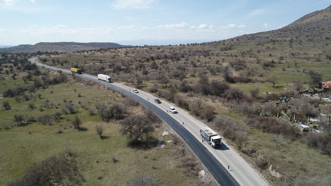 Rehabilitation of the state road A2, section Kumanovo – Stracin (phase 2)