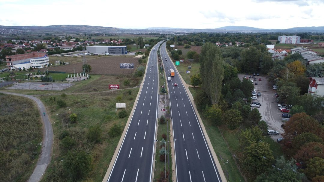 Rehabilitation and maintenance of Blvd. Aleksandar Makedonski (phase 2)